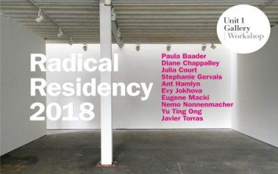 Radical Residency
