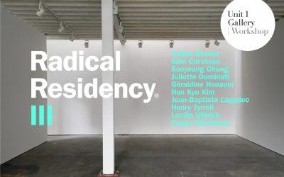 Radical Residency III