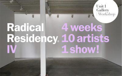 Radical Residency IV